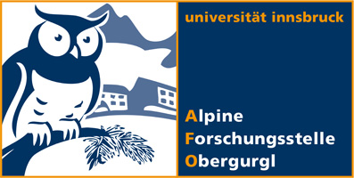 Logo der Alpinen Forschungsstelle Obergurgl