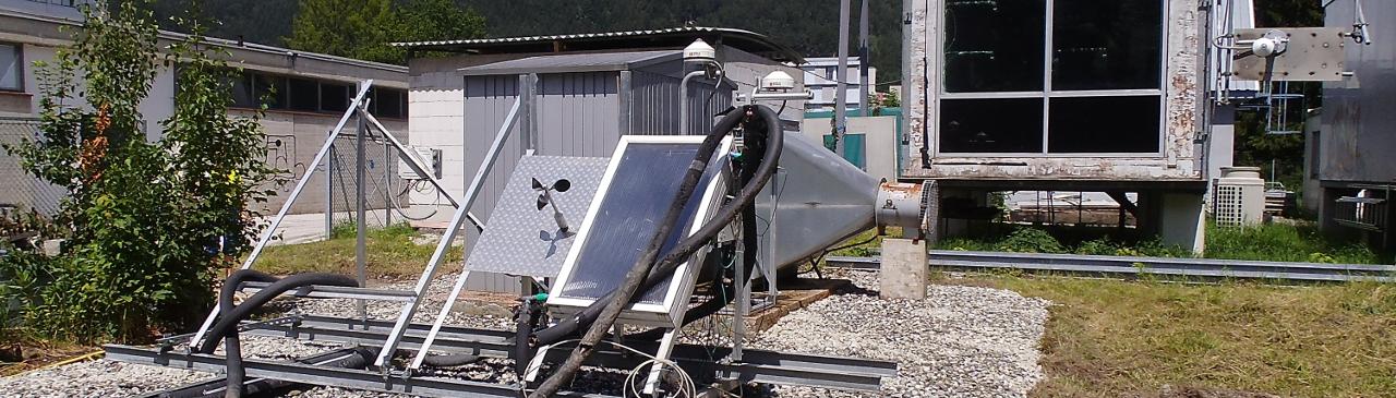 Solarprüfstand