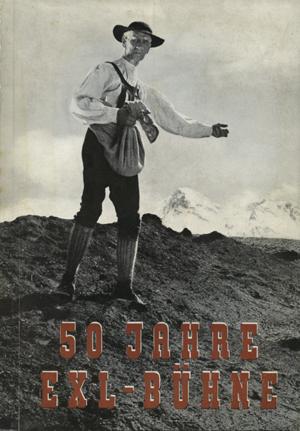 50 Jahre Exl-Bühne. 1902–1952. [Festschrift]. Innsbruck, 1952