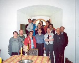 Gruppenfoto, 2001