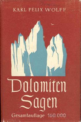 Dolomitensagen, 11. Auflage, 1963
