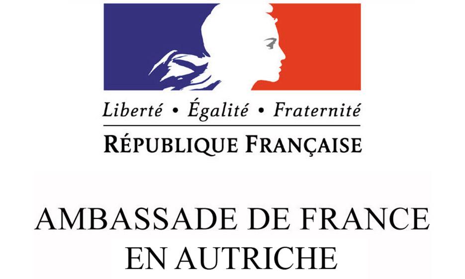 Logo Ambassade de France en Autriche