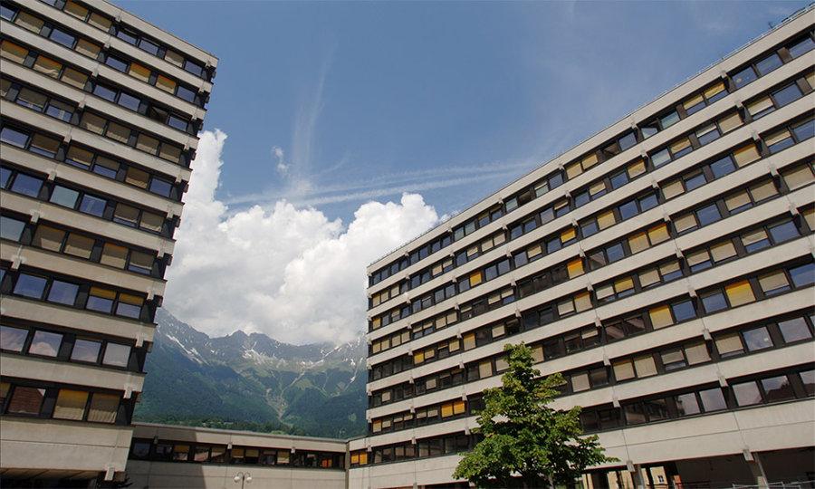 Blick auf das Bruno-Sander-Haus (Bild: https://www.uibk.ac.at/mineralogie/img/bruno-sander-haus.jpg)