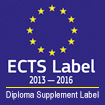 ECTS-Label 2013 - 2016 Diploma Supplemen
