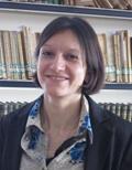 Barbara Siller, Projektmitarbeiterin am Forschungsinstitut Brenner-Archiv