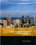 Band 12: Ursula Mathis-Moser, Katharina Pöllmann (Hg.): 15 Jahre Zentrum für Kanadastudien an der Universität Innsbruck. Arbeitsbericht 2008–2012, Innsbruck: innsbruck university press 2012