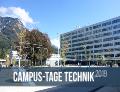 Campus-Tage Technik