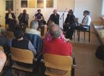 """Foto von der Veranstaltung """"Fremdenhass, Rassismus und Antisemitismus"""" am 21.5.2014"""
