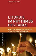 Buchcover Liturgie im Rhythmus des Tages