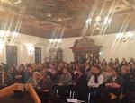 """TeilnehmerInnen der Infoveranstaltung """"Up, up and away! am 2. Dezember 2014"""""""