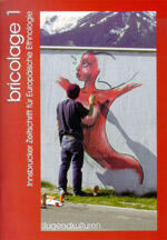 "Buchcover ""Bricolage 1"""
