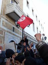 """Die """"Karawane der Befreiung"""" 2011 in Tunesien"""