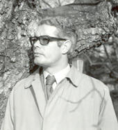 Kristian Sotriffer, geb. 1932 in Bozen, gest. 2002 in Wien, Kunstkritiker. Ab 1954 im Verlagswesen tätig