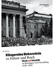 Buch Kurt Drexel
