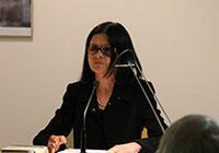 Ilse Somavilla. Foto: Verena Gollner (Literaturhaus am Inn)