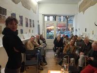 Iris Kathan: Der literarische Raum Tirol / Südtirol. © Iris Kathan