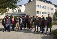 Institutsexkursion nach Brixen am 12.10.2018. © Brenner-Archiv