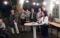 Vortrag Ilse Somavilla. Foto: Gemeinde Trattenbach