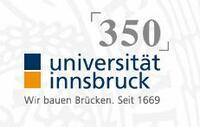 Logo Jubiläeumsjahr Uni Innsbruck