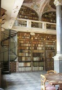 Brixen Barockbibliothek