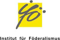 """Logo """"Institut für Föderalsismus"""""""
