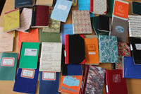 Tagebücher - Sammlung