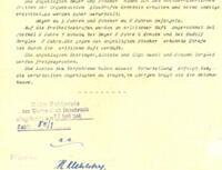 """Ferdinand Steindl: """"Politische Haft (3 Jahre)"""""""