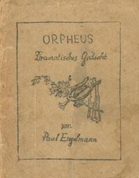 Paul Engelmann: Orpheus