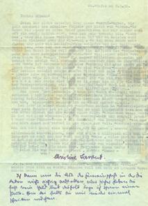 Faksimiles aus dem Brenner-Archiv (3)