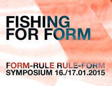 form-rule rule-form 2015   Symposium 16./17.01.2015 Teaser