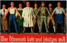 Wer Österreich liebt und schützen will, Dokumentationssarchiv Österreichischer Widerstand.