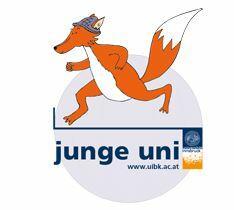 Junge Uni Innsbruck Logo