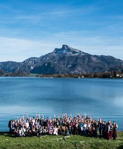 Group picture FBFW 2015 Mondsee