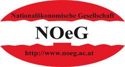"""Logo """"Nationalökonomische Gesellschaft (NOeG)"""""""