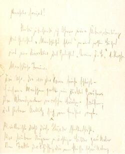 Faksimiles aus dem Brenner-Archiv (10)