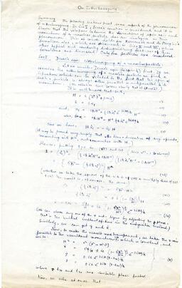 Faksimiles aus dem Brenner-Archiv (14). Sig. 271/1.9