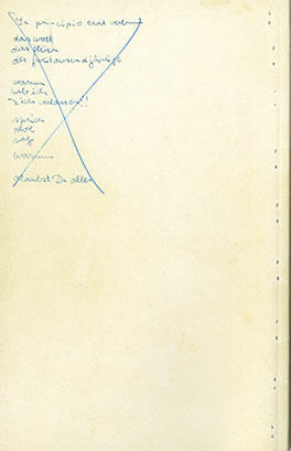Faksimiles aus dem Brenner-Archiv (13). Sign. 47/8.3.1