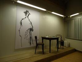 Buchpräsentation Was weiss der Reiter  21.10.2011_1