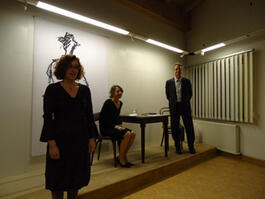 Buchpräsentation Was weiss der Reiter  21.10.2011_2
