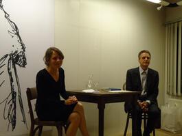 Buchpräsentation Was weiss der Reiter  21.10.2011_3