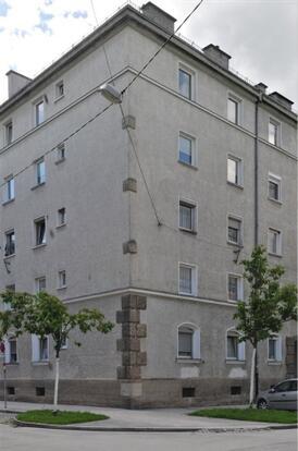 Im Rahmen von Sinfonia zu sanierendes Gebäude
