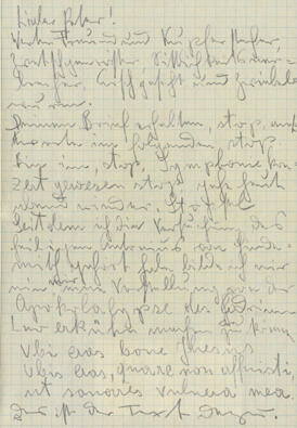 Faksimiles aus dem Brenner-Archiv (11)