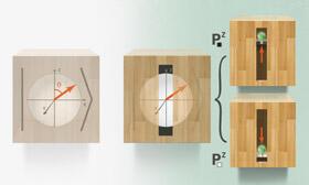 Symbolbild Quanteninformation