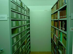 Das Brenner-Archiv verwahrt derzeit rund 250 Nachlässe, Vorlässe, Teilnachlässe und Sammlungen