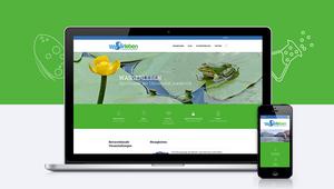 Webseite-Wasserleben