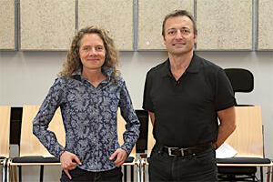 Seit 2015 werden die Innsbrucker Wochenendgespräche von Birgit Holzner und Joe Rabl organisiert