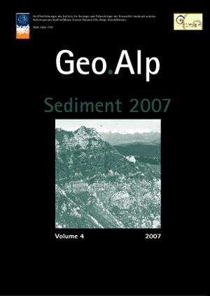 Cover Geo.Alp Volume 4 / 2008