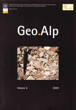Cover Geo.Alp Volume 7 / 2010