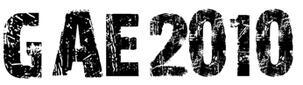 GAE2010_logo