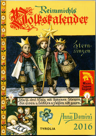 Reimmichls Volkskalender 2016 (Innsbruck: Tyrolia)